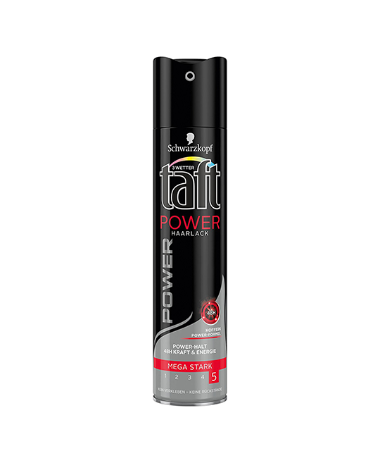 Taft Power lak na vlasy 1x250 ml