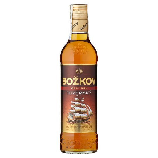Božkov Original 37,5% 1x500 ml