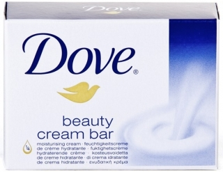 Dove Cream Bar mydlo 1x100 g